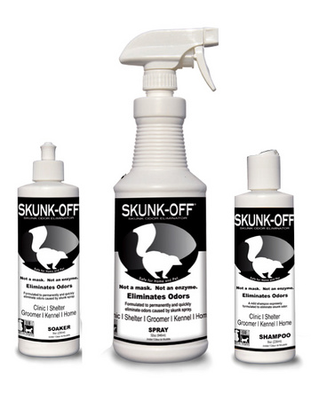 SKUNK-OFF™ Odor Remover #So01